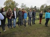 Radtour nach Lommel, Herbstferien