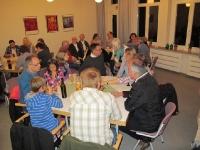 Taizé-Gottesdienst mit anschließender Begegnung bei Brot und Wein