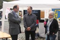 Bildervortrag aus Peru und Stand beim Bürgertreff
