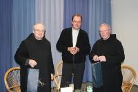 Spirtueller Leseabend mit Bruder Liborius und Bruder Jakobus
