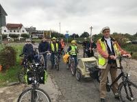 Spirituelle Radtour nach Köln