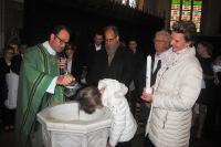Tauffest im November in St. Jakobus