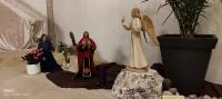 Adventskrippe in St. Viktor
