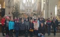 Ausflug der Kommunionkinder 2019 zum Dom nach Münster