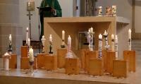 Erstkommunionfeier in St. Viktor